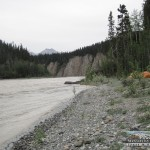 Nizina River Rafting, Alaska White Water Rafting, Alaska Wilderness Adventures