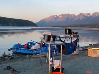 Chitina River Rafting, Alaska Wilderness Adventures