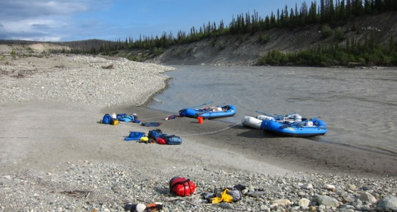 Alaska River Adventures, Alaska White Water Rafting