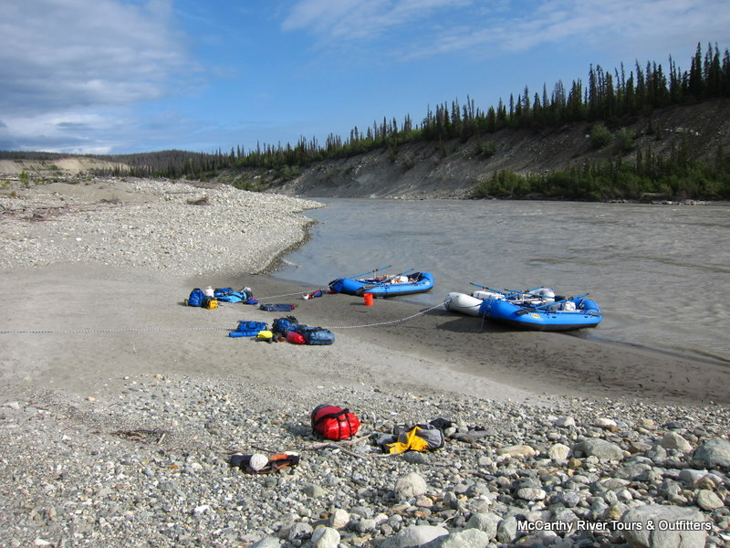 Alaska River Outfitting, Alaska White Water Rafting
