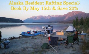 Alaska Rafting Specials, Alaska Wilderness Adventures