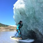 Lick an Iceberg Alaska Stand Up Paddle Board Tour