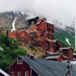 The Stoic Kennecot Copper Mill Building