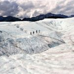 Expansive Views on a Root Glacier hike