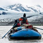 Rafting Copper River Alaska
