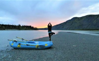 Alaska Yoga and River Trips