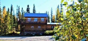 Kennicott River Lodge - McCarthy Alaska lodging